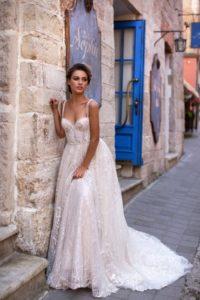Ivana Robe de mariée pontarlier doubs 25 collection L 17