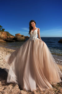 Ivana Robes de mariées Pontarlier collection soul of the sea 1
