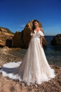 Ivana Robes de mariées Pontarlier collection soul of the sea 10