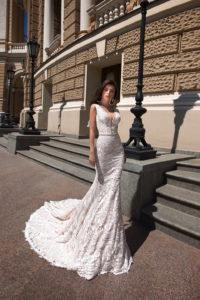 Ivana Robes de mariées Pontarlier collection soul of the sea 20