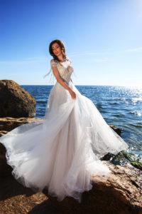 Ivana Robes de mariées Pontarlier collection soul of the sea 3