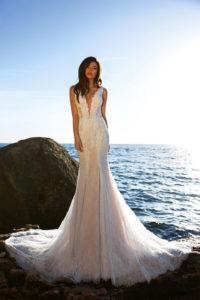 Ivana Robes de mariées Pontarlier collection soul of the sea 7