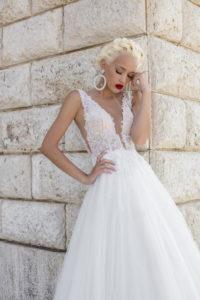 Ivana robes de mariees pontarlier collection fragrant dream 1