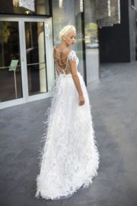 Ivana robes de mariees pontarlier collection fragrant dream 12