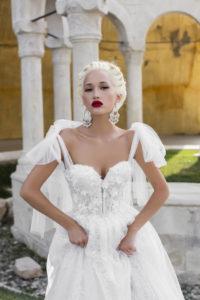 Ivana robes de mariees pontarlier collection fragrant dream 14