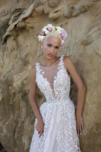 Ivana robes de mariees pontarlier collection fragrant dream 15