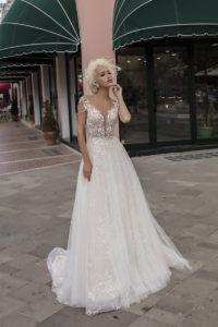 Ivana robes de mariees pontarlier collection fragrant dream 2