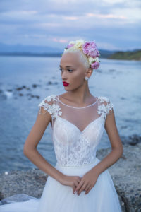 Ivana robes de mariees pontarlier collection fragrant dream 4