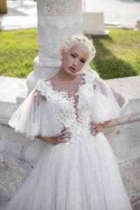 Ivana robes de mariees pontarlier collection fragrant dream 7