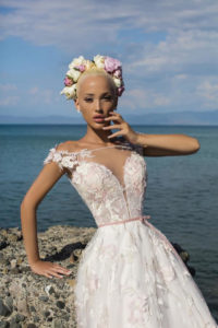 Ivana robes de mariees pontarlier collection fragrant dream 9